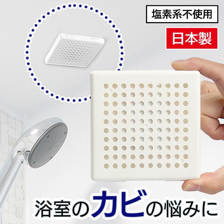お中元 カビ予防 バイオの職人 浴室用 お風呂 ハイクオリティ 貼るだけ簡単 メール便 バチルス菌 塩素系不使用 送料無料