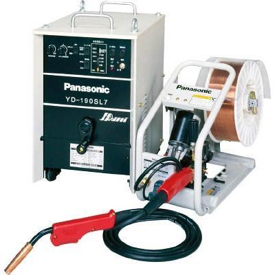 パナソニック(Panasonic) CO2半自動溶接機 (二酸化炭素/MAG溶接機) YM-160SL7