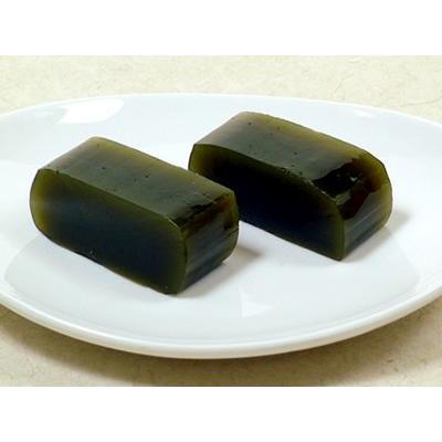 小城羊羹(小豆)(抹茶) 200g tokunagaame 04