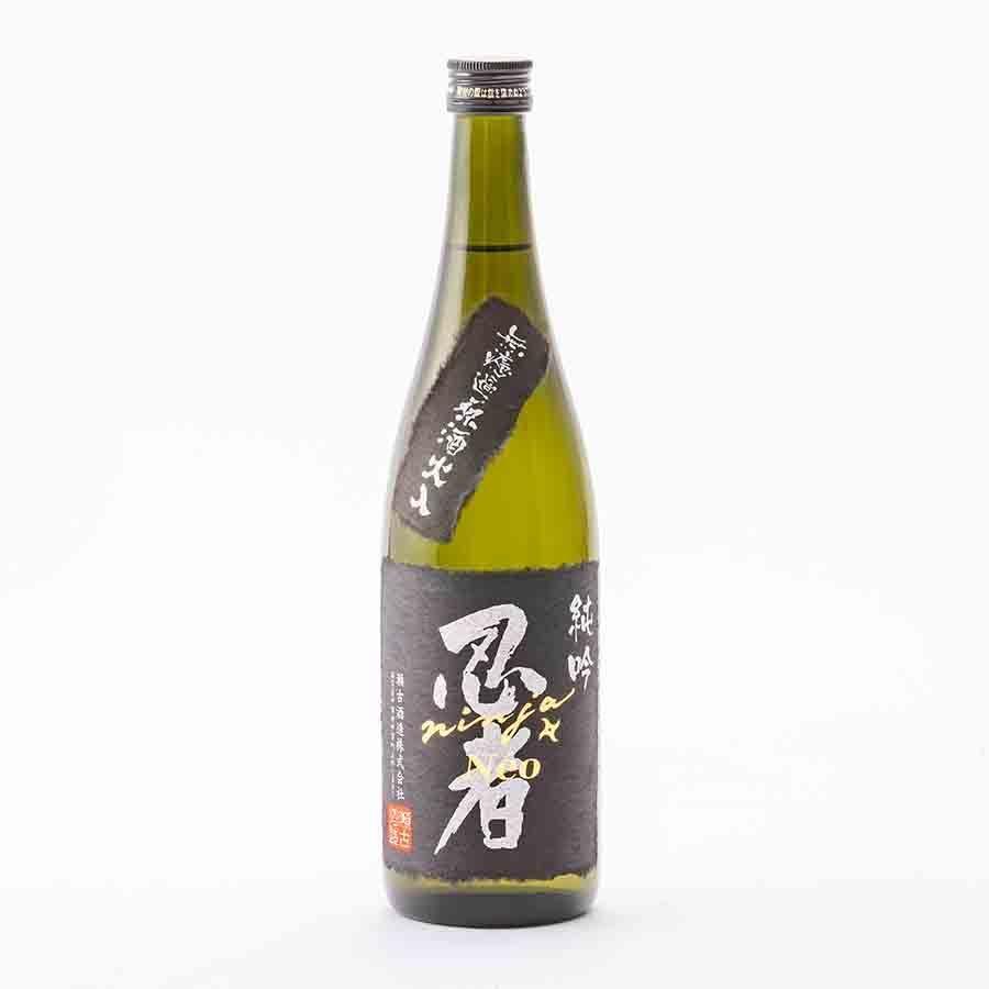 忍者 NEO 純米吟醸 五百万石60 火入原酒 瀬古酒造 720ml 日本酒/滋賀県|tokuriya