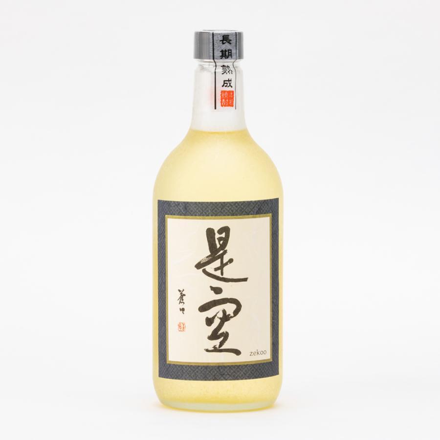 麦焼酎「是空」長期樽熟成 喜多屋/福岡県 37度 720ml tokuriya