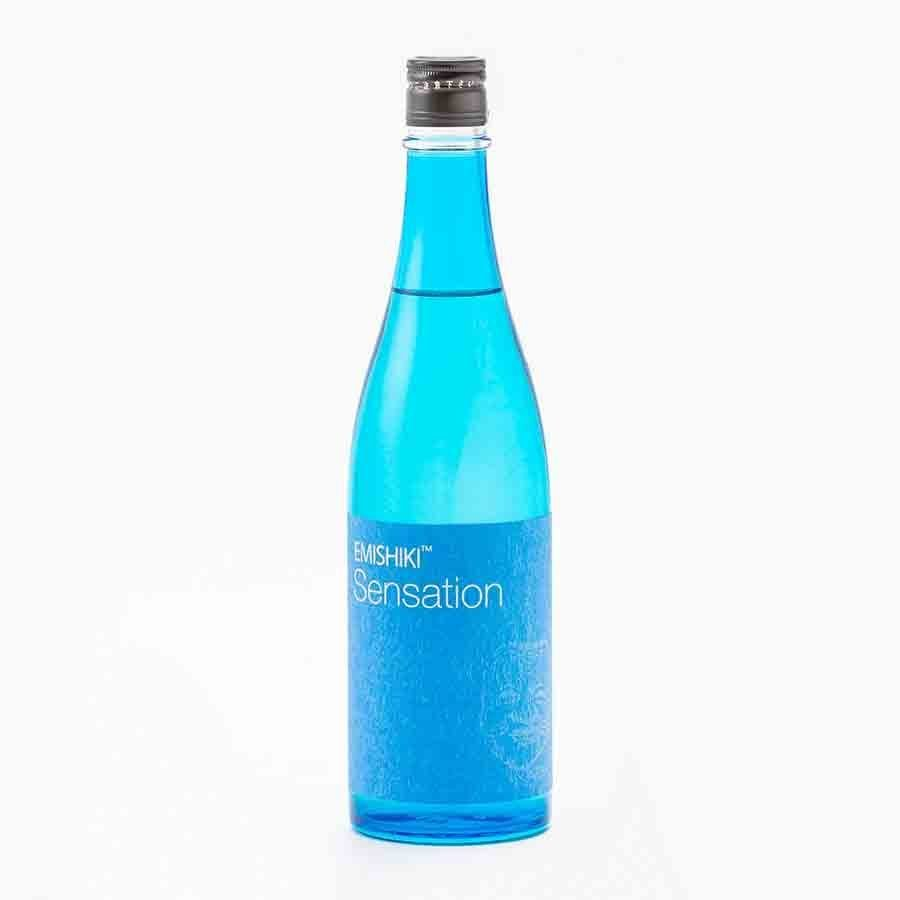 笑四季 Sensation 青ブルー 火入 笑四季酒造 720ml 日本酒/滋賀県 tokuriya