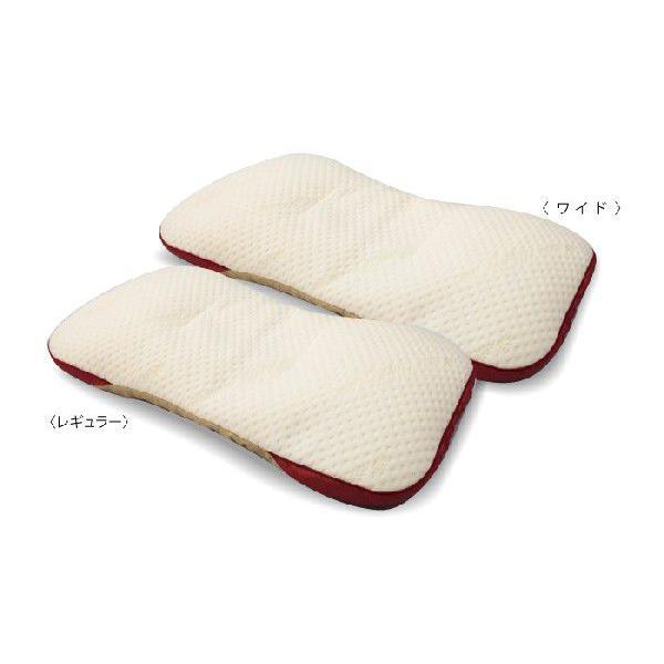 京都西川 ローズチューンピロー チューンわた やわらかめ レギュラー 38×56cm