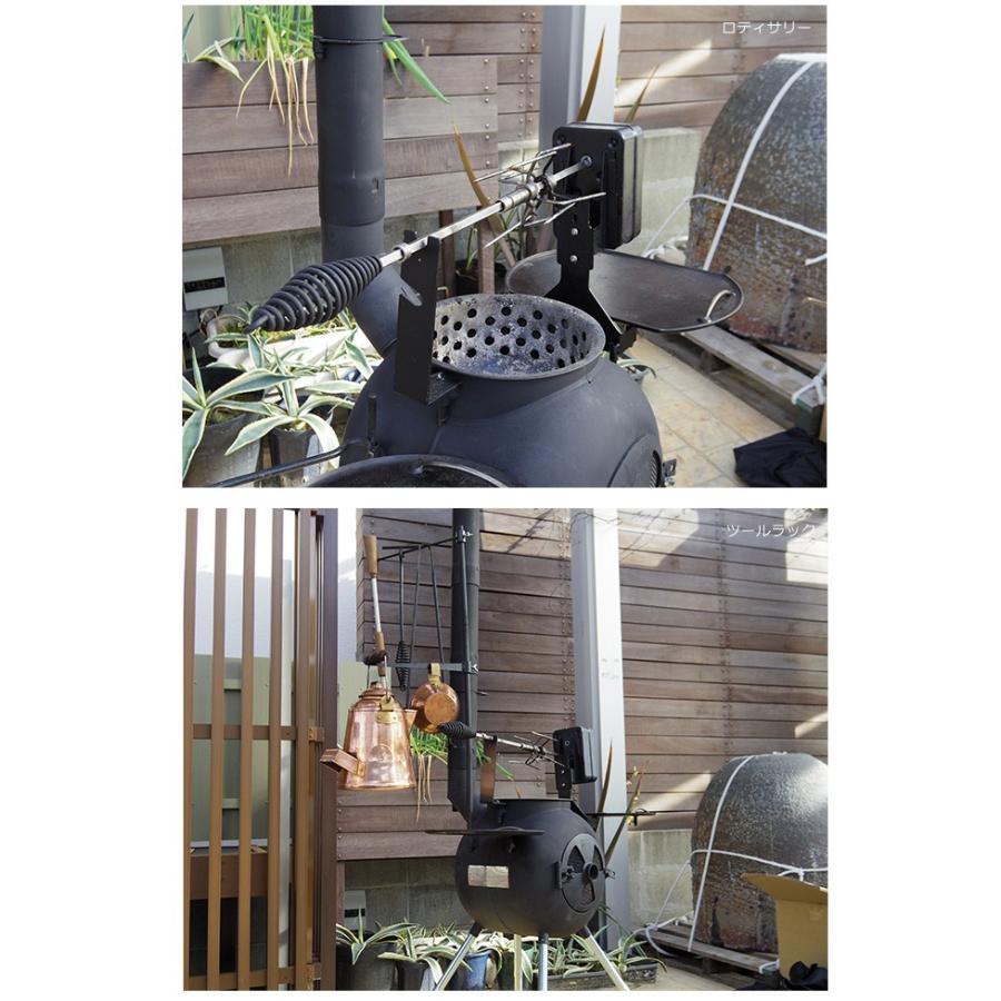 【次回2021年4月末入荷予定】オージーピッグ(Ozpig FIRESIDE Edition)/ファイヤーサイド社【アウトドアクッキング 屋外用薪ストーブ 焚き火台】品番 78000 tokyo-gardening 16