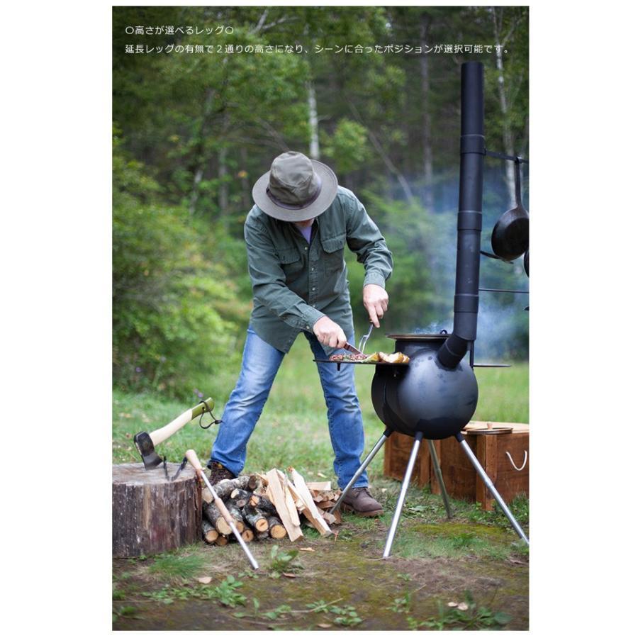 【次回2021年4月末入荷予定】オージーピッグ(Ozpig FIRESIDE Edition)/ファイヤーサイド社【アウトドアクッキング 屋外用薪ストーブ 焚き火台】品番 78000 tokyo-gardening 09