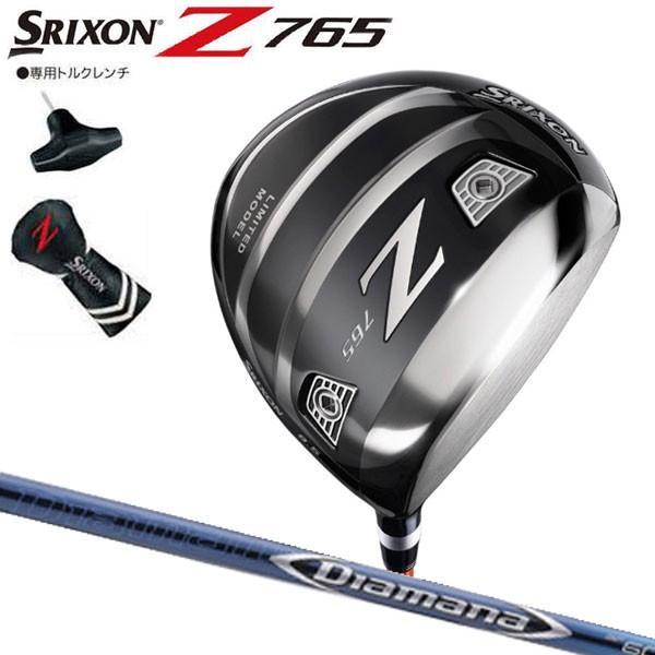 素晴らしい スリクソン Z765 ドライバー ドライバー リミテッドモデル BF60 Diamana BF60 カーボンシャフト SRIXON Z765 DUNLOP, LLSlucky life support:f02d9220 --- airmodconsu.dominiotemporario.com