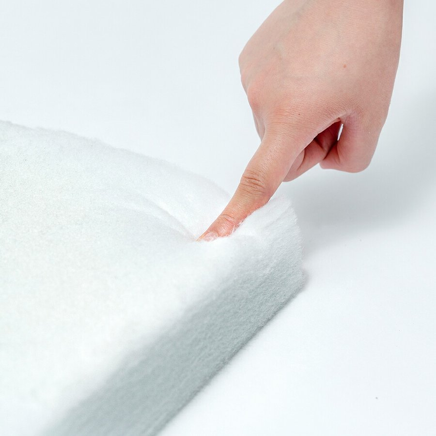 ホワイトキューオン 厚み50mm(415×910/ 1枚入)東京防音/直販品/防音/吸音材【小型配送】|tokyobouon|05