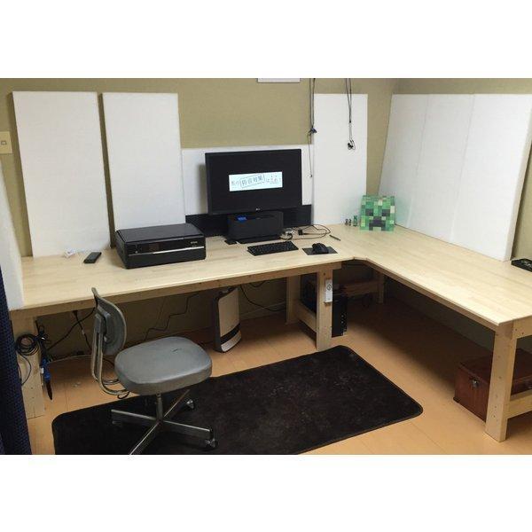 ホワイトキューオン 厚み50mm(415×910/ 1枚入)東京防音/直販品/防音/吸音材【小型配送】|tokyobouon|07