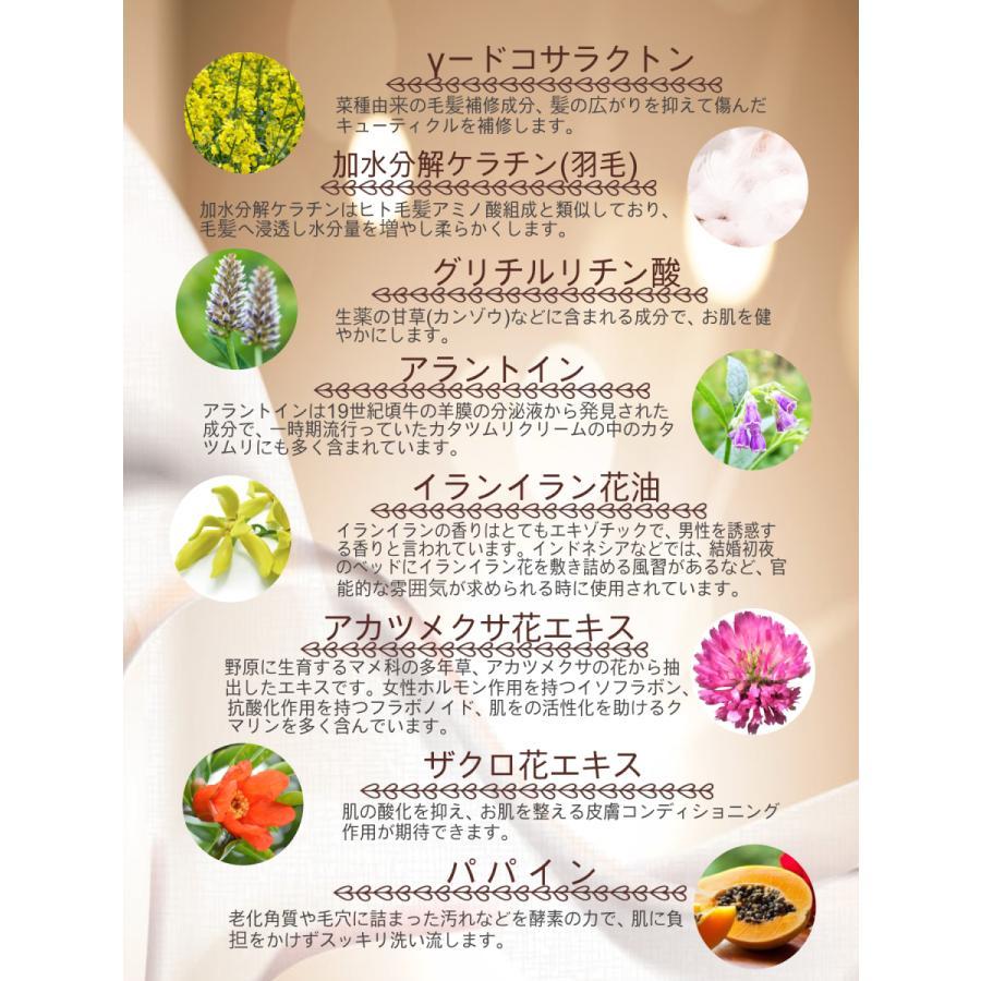 ナチュレ ブラン プライベートヘアケア アンダーヘア用トリートメント|tokyoyukon-store|10