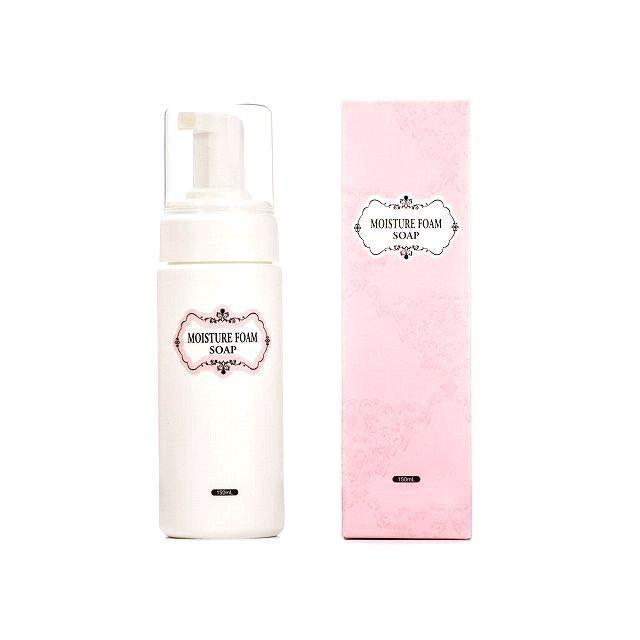 MOISTURE FOAM SOAP モイスチャー フォームソープ tokyoyukon-store
