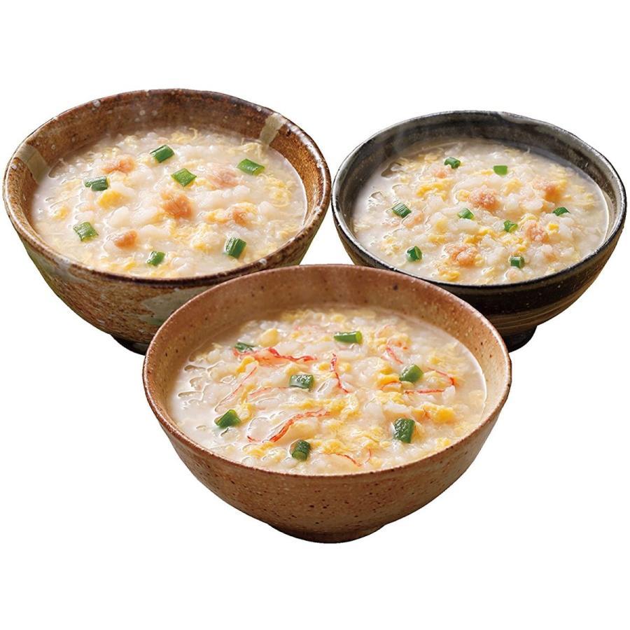 アマノフーズ 炙り海鮮雑炊 3種×2個セット(6食)|tomozoo|06