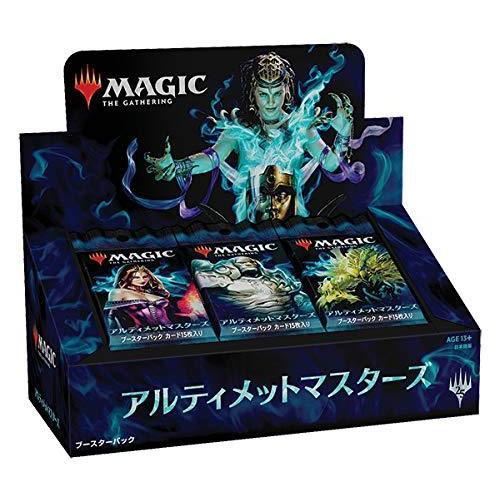 マジック:ザ·ギャザリング アルティメットマスターズ(日本語版) 24パック入りボックス