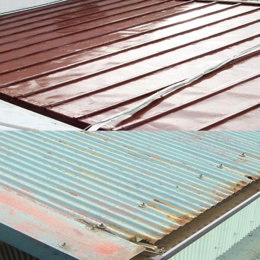 カンペハピオ 水性シリコン遮熱屋根用 専用下塗り剤 7K