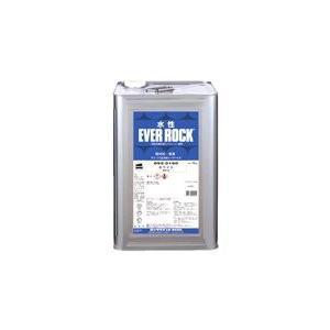 ロックペイント 水性エバーロック 白・ハイホワイト 白・ハイホワイト 白・ハイホワイト 16kg 092-0200-01 3bf