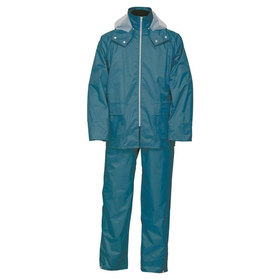 高級品市場 ナダレス スーツ 全6色 全6サイズ ナダレス レインスーツ ターコイズ 5L 防水・透湿 3層レイヤー レインスーツ 3層レイヤー 収納袋付き 9150 正規代理店品, トマタグン:2400ae10 --- grafis.com.tr