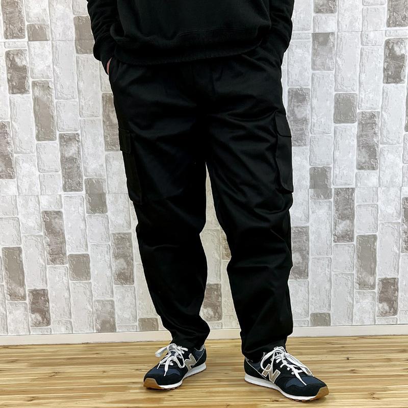09c7c0996f00a カーゴパンツ メンズ ミリタリーパンツ ワイド カーゴ チノパン 綿 ...