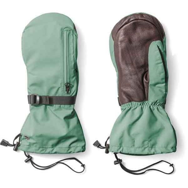 緑 clothing グリーンクロージング UNDER MITT アンダーミット Grass【ミトングローブ】【スノーボード】