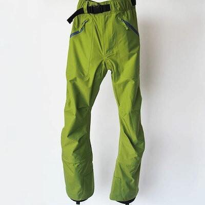 【国産GORE-TEXアウトドアウェア】HID エイチアイディ 40dn Zero Fighter pants 40デニール ゼロファイターパンツ Aoni