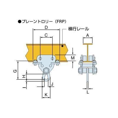 クレーン FRP05 フリークレーン スーパーツール