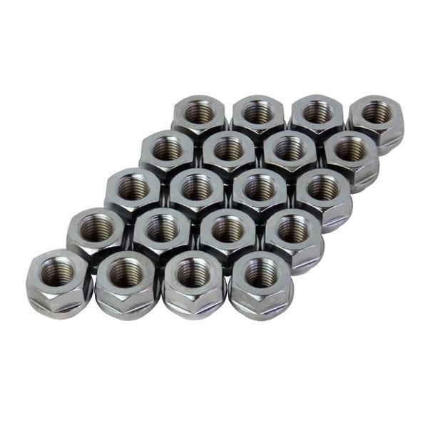 超ミニ レーシング ホイールナット セット P1.5 5穴用 20個|toolshop-dream