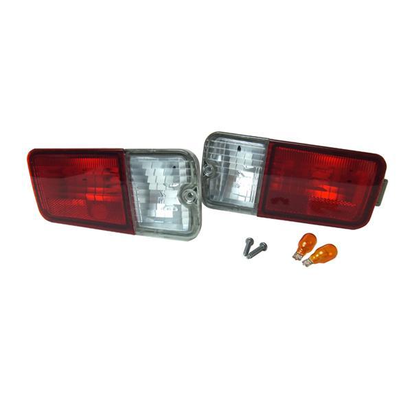 ダイハツ ハイゼットトラック 500系 ウィンカー部 クリアー仕様 テールランプユニット セット|toolshop-dream