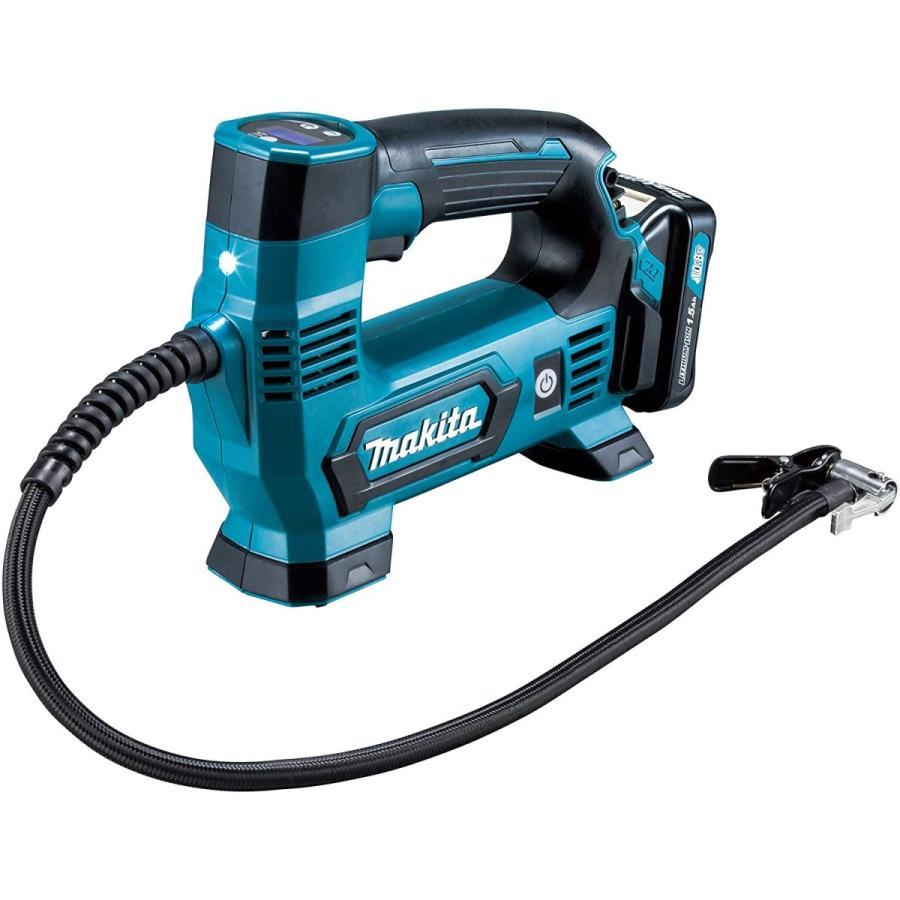 マキタ 10.8V 充電式空気入れ MP100DSH 1.5Ahモデル 豊富な品 訳あり商品