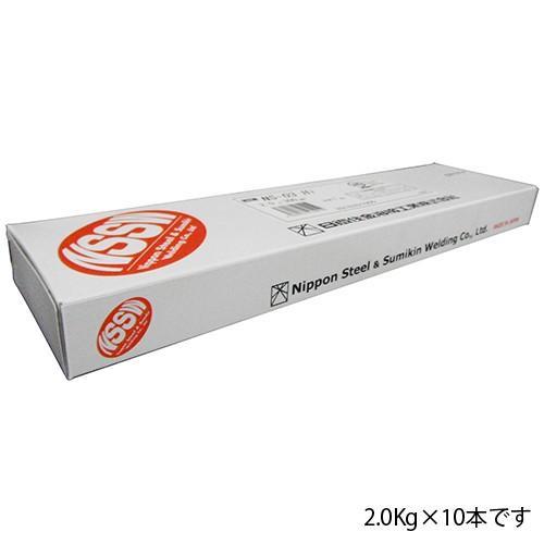 日鐵住金 軟鋼用溶接棒 NS−03Hi 2.0x20kg