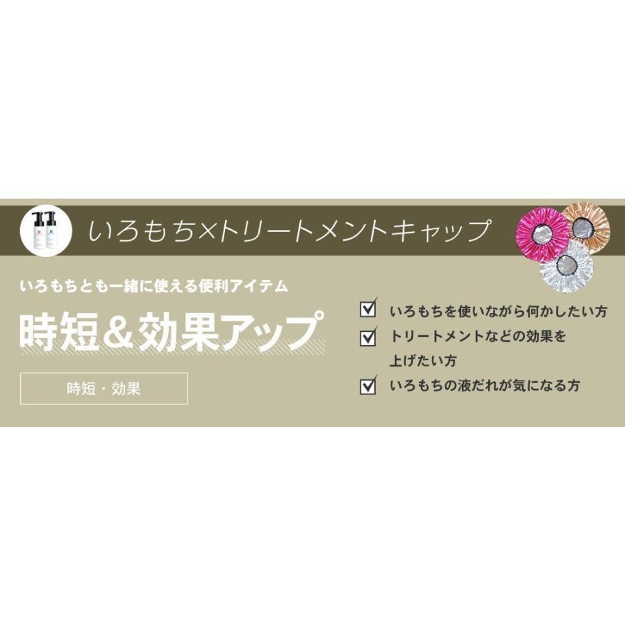 iro-mochi いろもち カラーリペア&トリートメントキャップ セット カラー復元&時短+効果up (選べるカラー) 送料無料 top-salon-cosme 06