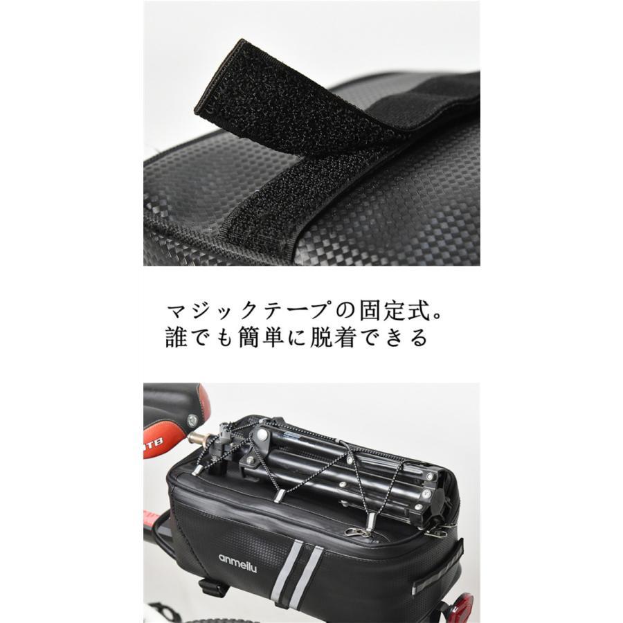 サイクリングバッグ 自転車 バッグ サイクル 防水 ロードバイク バイク フロントバッグ フレームバッグ コンパクト 軽量 大容量 多機能|top-torendo|08