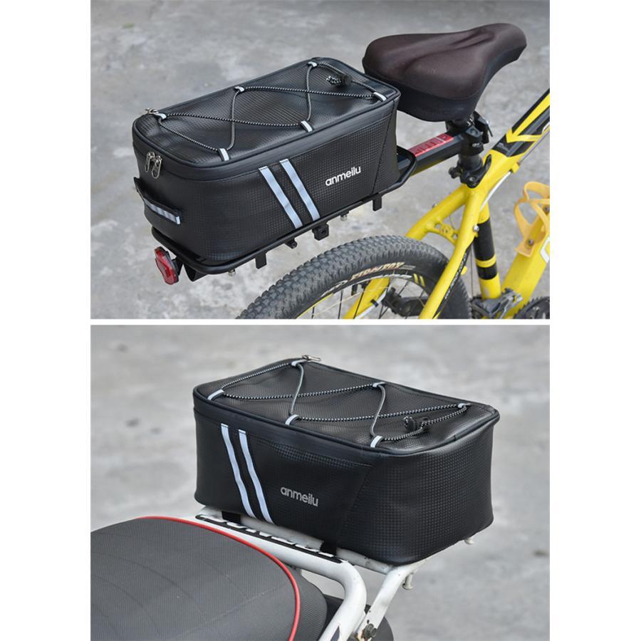 サイクリングバッグ 自転車 バッグ サイクル 防水 ロードバイク バイク フロントバッグ フレームバッグ コンパクト 軽量 大容量 多機能|top-torendo|10