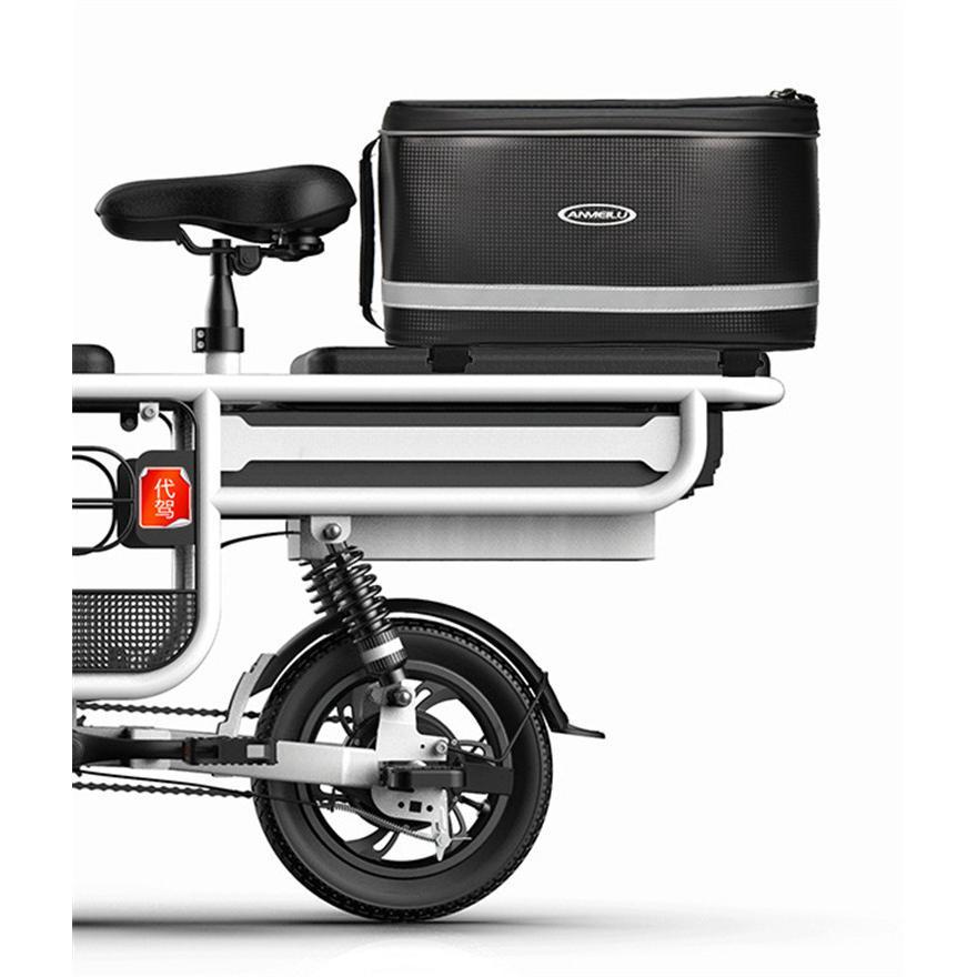 サイクリングバッグ 自転車 バッグ サイクル 防水 ロードバイク バイク フロントバッグ フレームバッグ コンパクト 軽量 大容量 多機能 top-torendo 03