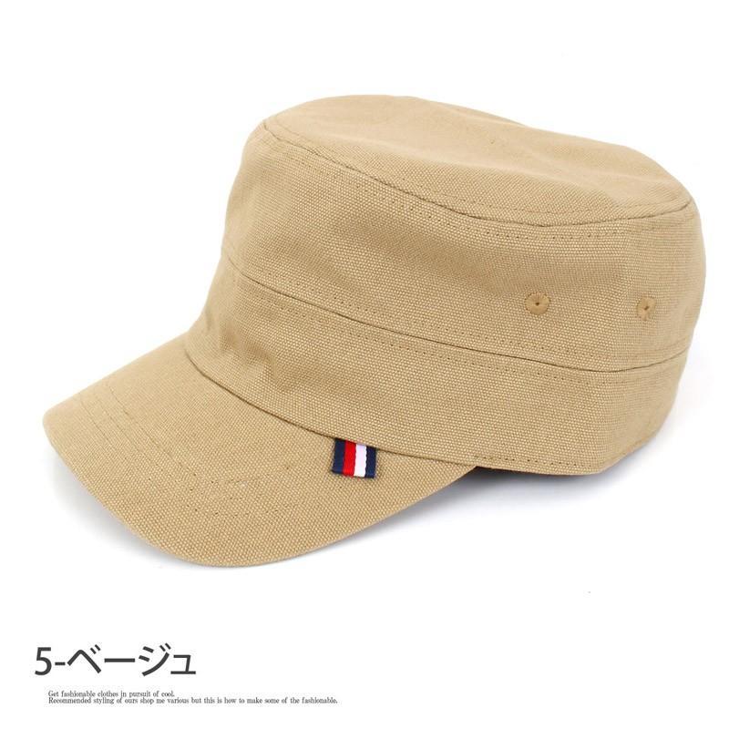 キャップ メンズ ワークキャップ 帽子 キャスケット  無地 コットン 綿 レディース 男女兼用 男性用 女性用 ユニセックス|topism|11