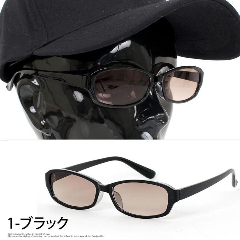 スクエア型サングラス サングラス メンズ 伊達メガネ 眼鏡 メガネ 伊達めがね 黒ぶち眼鏡|topism|06