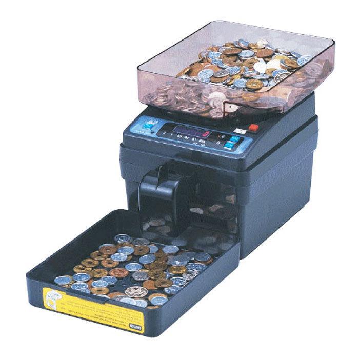 硬貨計数機·硬貨選別機·コインカウンター SCC-20