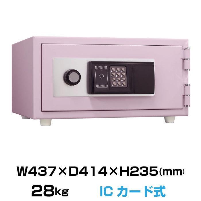 日本アイエスケイ 耐火金庫 CPS-30T ペールピンク テンキー式 テンキー式 テンキー式 日本製 28kg c5c