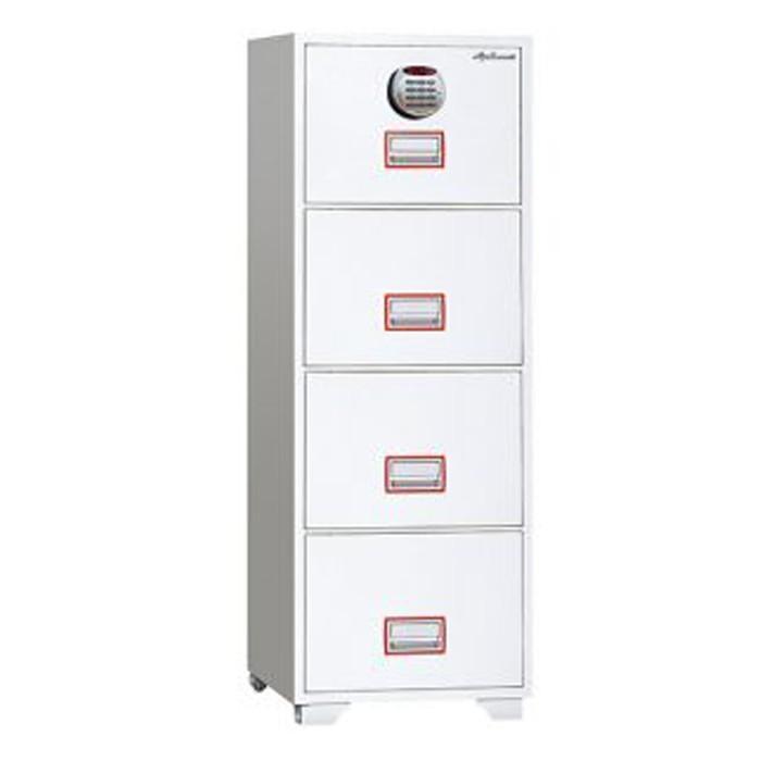 設置見積必要商品 ディプロマット 耐火キャビネット テンキー式 DFC4000R3 業務用 266kg