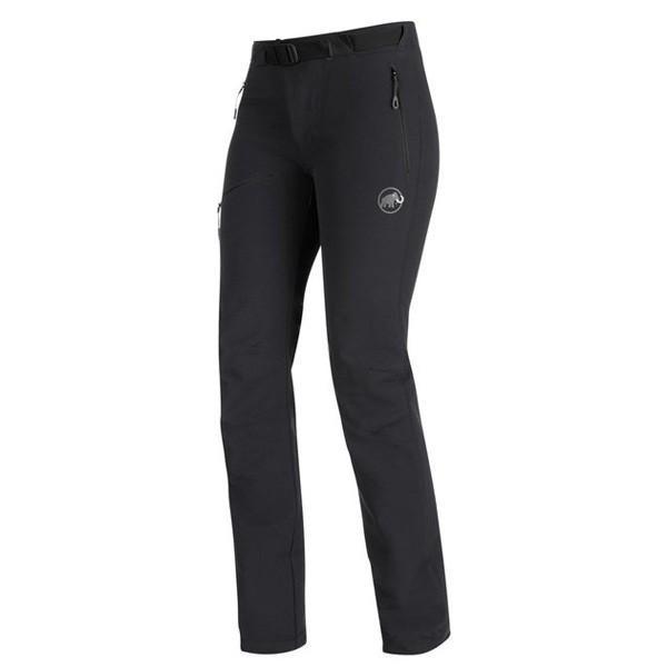 マムート Yadkin SO Pants AF Women ブラック ユーロSサイズ(日本M)1021-00171-0001