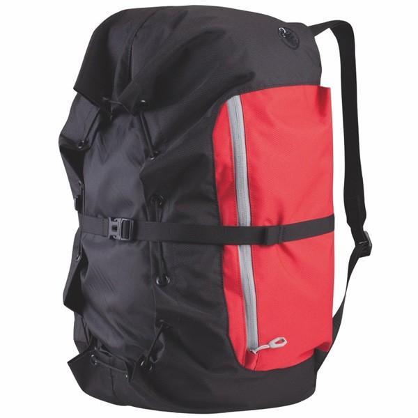 マムート リラクシングロープバッグ Relaxation Rope Bag ブラック/ラヴァ 2290-00940