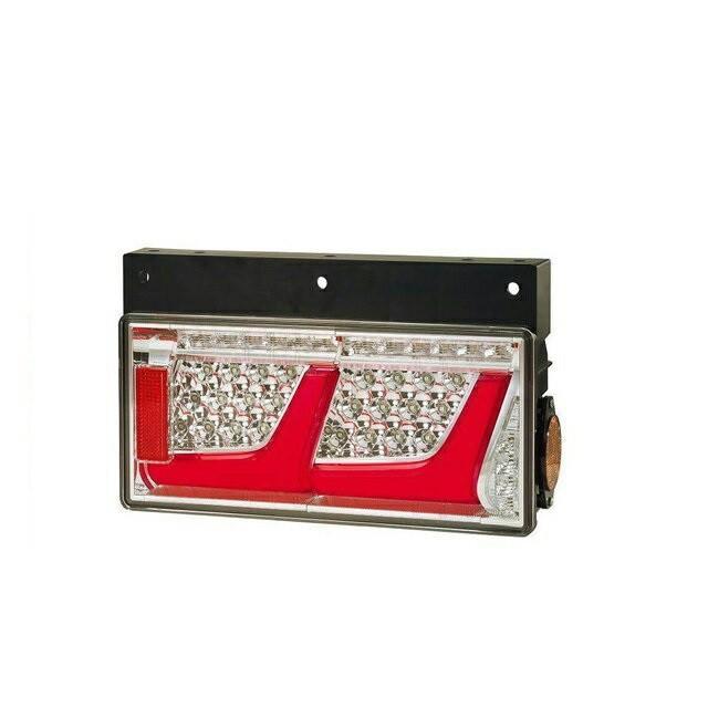 小糸製作所(KOITO) LEDテールランプ 2連 L/R [レッドVer:リレー無(ウィンカー全灯) ] [LEDRCL-24L2RR_24R2RR]