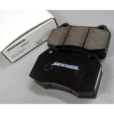 CR-Z TYPE-E ブレーキパット フロント