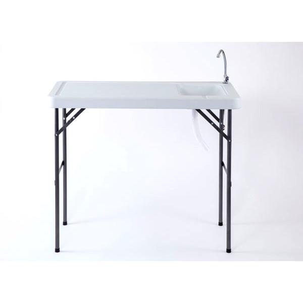 オーガナイズドフィッシング製 ポータブルフィレテーブル