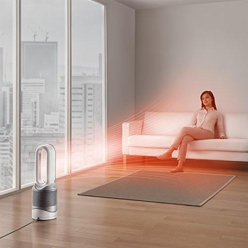 ダイソン 空気清浄機能付 ヒーター dyson Pure Hot + Cool HP01WS ホワイト/シルバー 2015年モデル tora1983 02