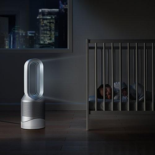 ダイソン 空気清浄機能付 ヒーター dyson Pure Hot + Cool HP01WS ホワイト/シルバー 2015年モデル tora1983 04