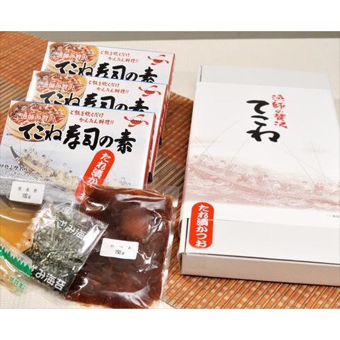てこね寿司「たれ漬かつお」 2合用×3箱セット ご飯さえあれば本物の、てこね寿司が出来上がります!カツオてこね寿司|toranomon|02