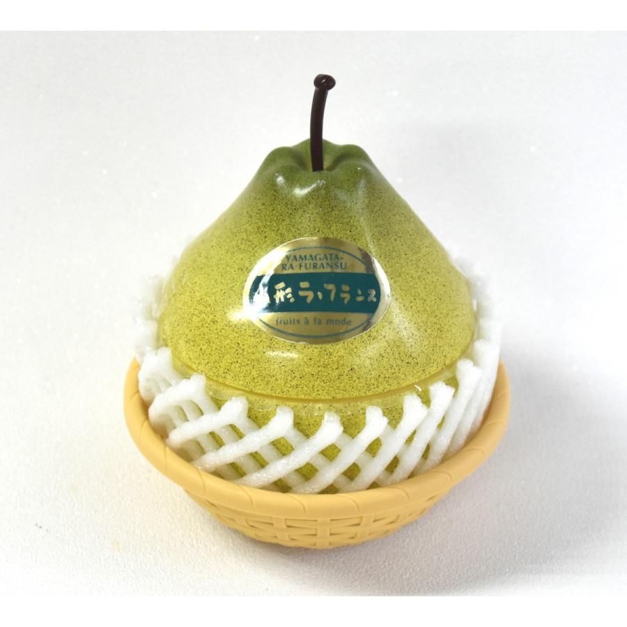フルーツアラモード 4個入 ゼリー ギフト りんご ラフランス もも メロン  かわいい フルーツ容器入 フルーツゼリー 内祝  京寿楽庵 お取り寄せ お中元 父の日|toraya-sweets|08