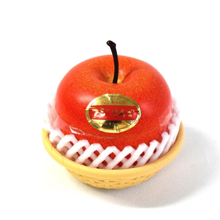 フルーツアラモード 4個入 ゼリー ギフト りんご ラフランス もも メロン  かわいい フルーツ容器入 フルーツゼリー 内祝  京寿楽庵 お取り寄せ お中元 父の日|toraya-sweets|10