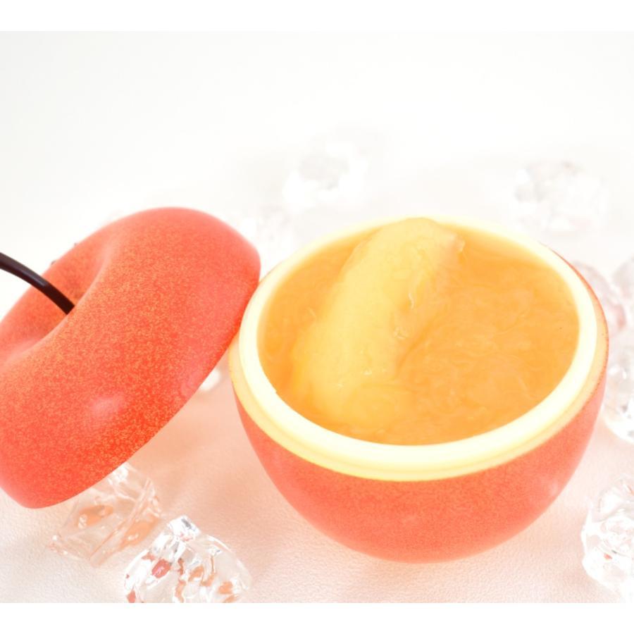 フルーツアラモード 6個入 ゼリー ギフト りんご ラフランス もも メロン いよかん  かわいい  内祝い 京寿楽庵 お取り寄せ お中元 父の日 toraya-sweets 14