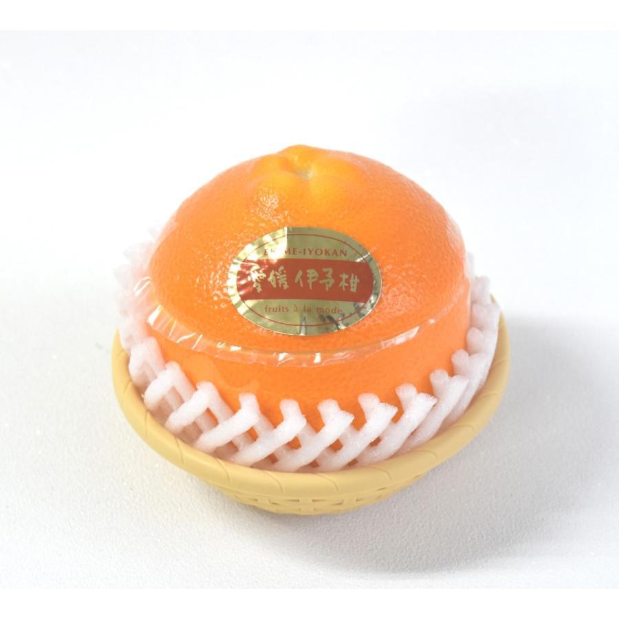 フルーツアラモード 6個入 ゼリー ギフト りんご ラフランス もも メロン いよかん  かわいい  内祝い 京寿楽庵 お取り寄せ お中元 父の日 toraya-sweets 05