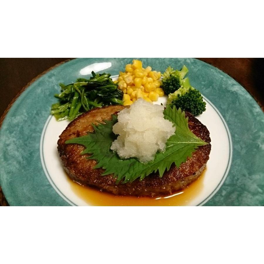 肉 テレビで話題の牛肉100% 牛生 ハンバーグ 190g×10個入 .|toretate1ban|02