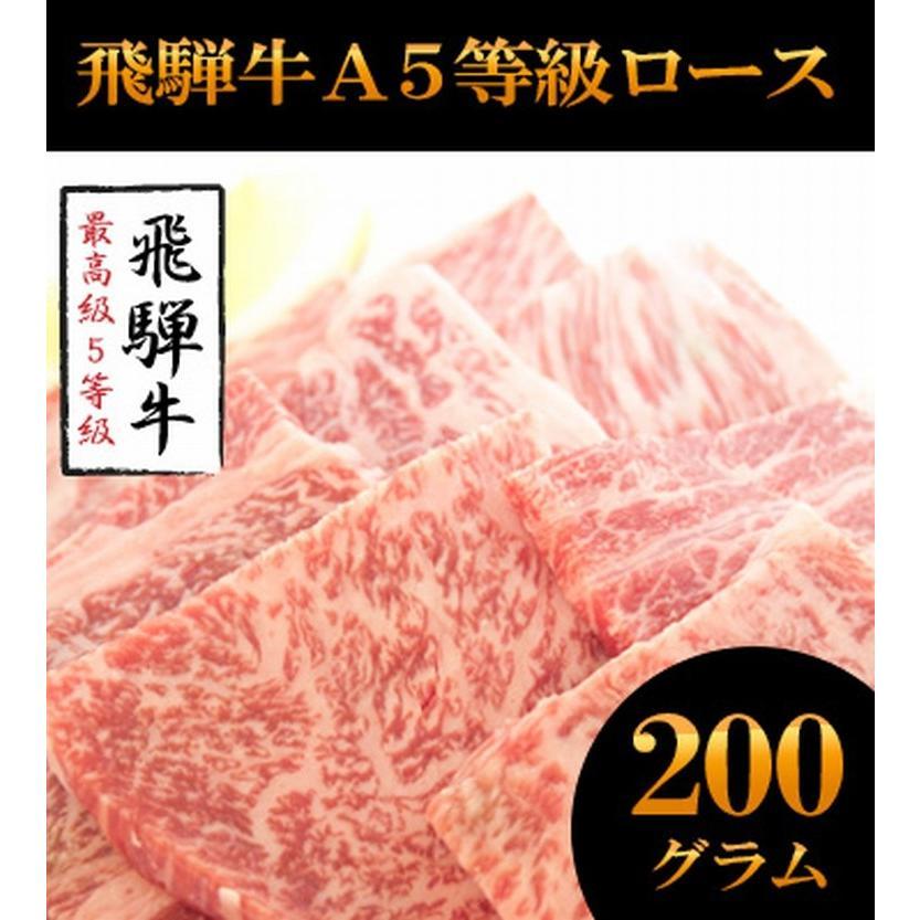 飛騨牛 A5 焼肉用カット ロース 200g カルビ 200g おまけ付き 牛肉 お肉 肉 サーロイン 送料無料 タイムセール toretate1ban 03